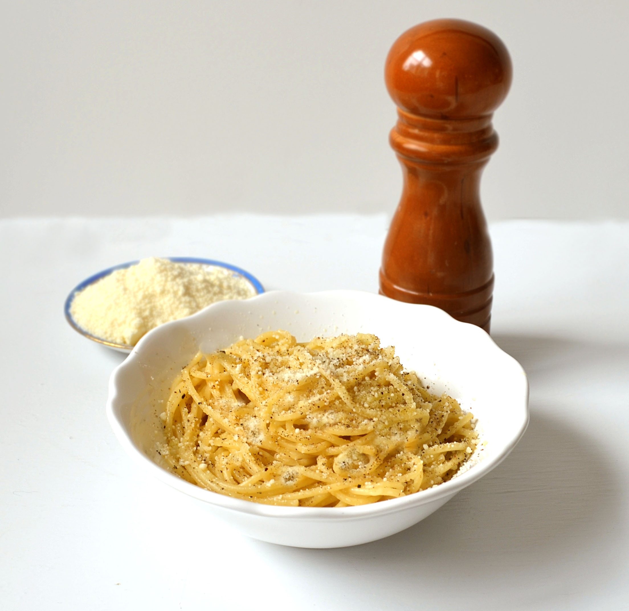 is one of the easiest pasta recipes to prepare. Lots of perky pepper ...