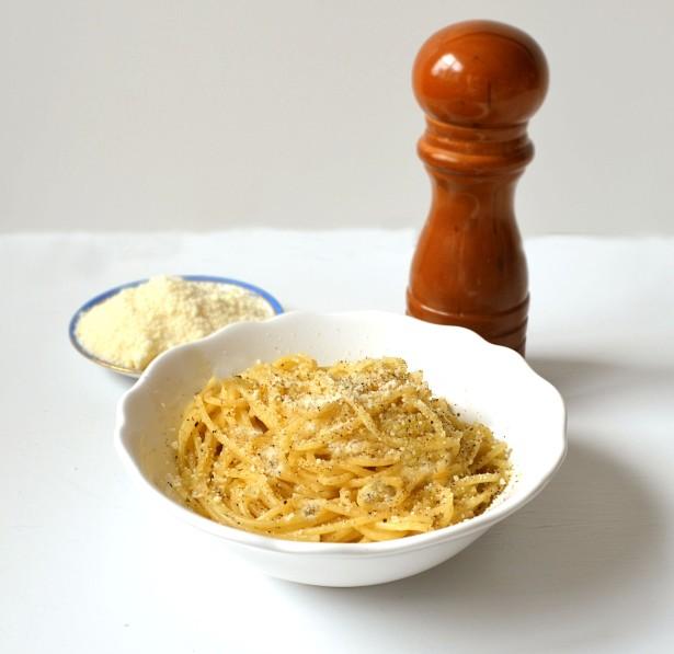 black pepper pasta