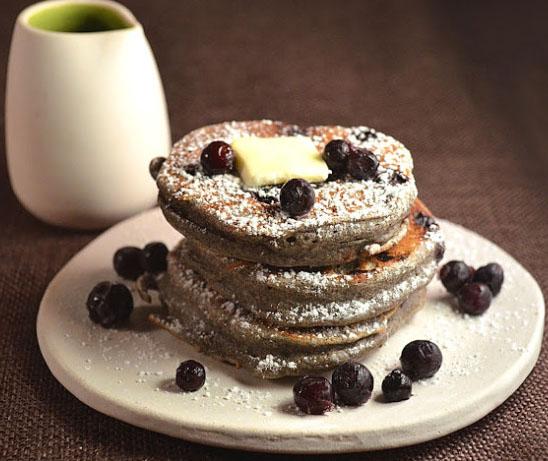 buckwheat-pancakes recipe