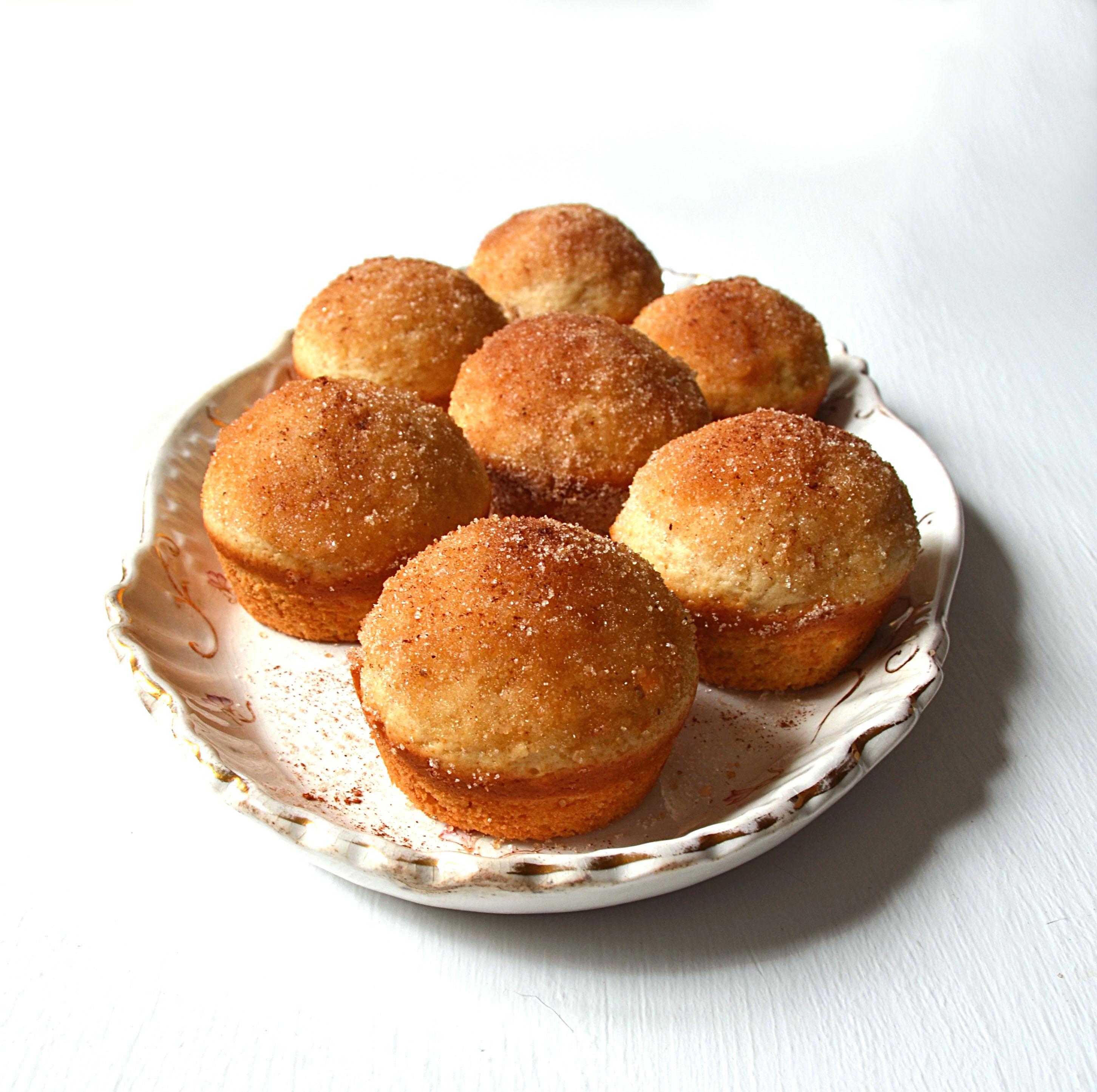Cinnamon Sugar Coffee Cake Muffins ~ Incredibly Easy & Delicious ...