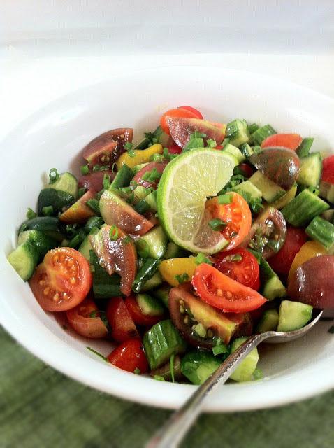 Persian Salad 2