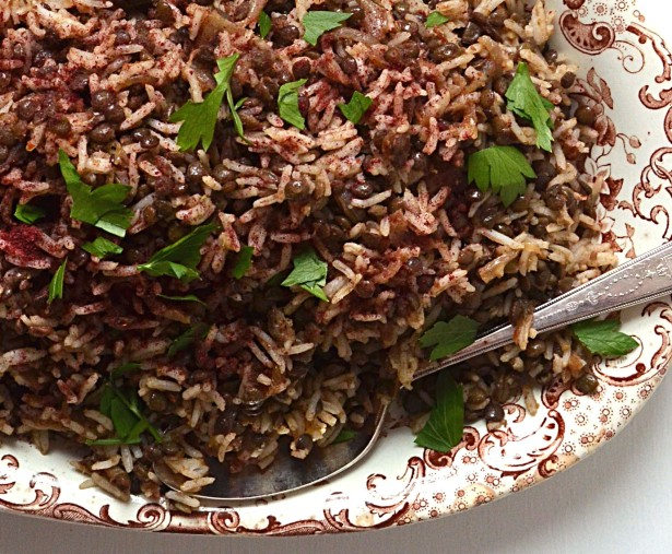 rice and  lentils 4