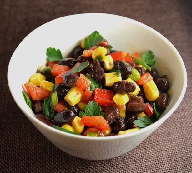 black bean salsa 2