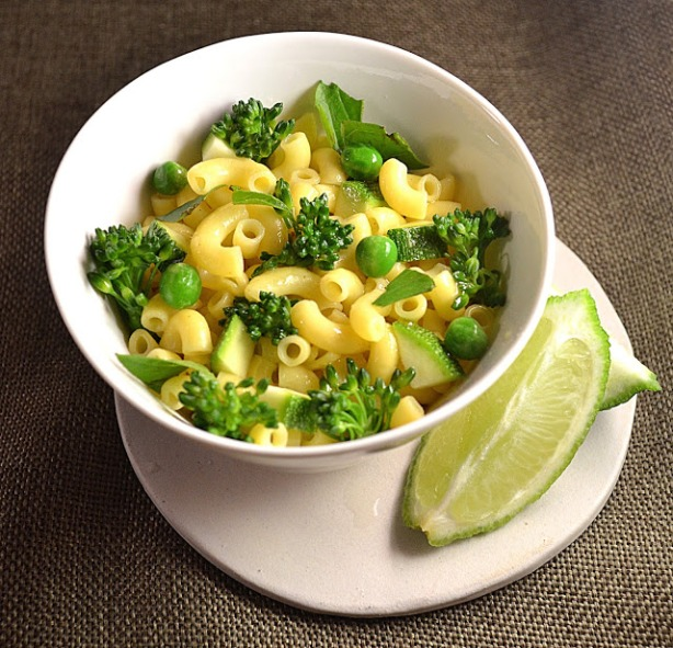 green pasta 88