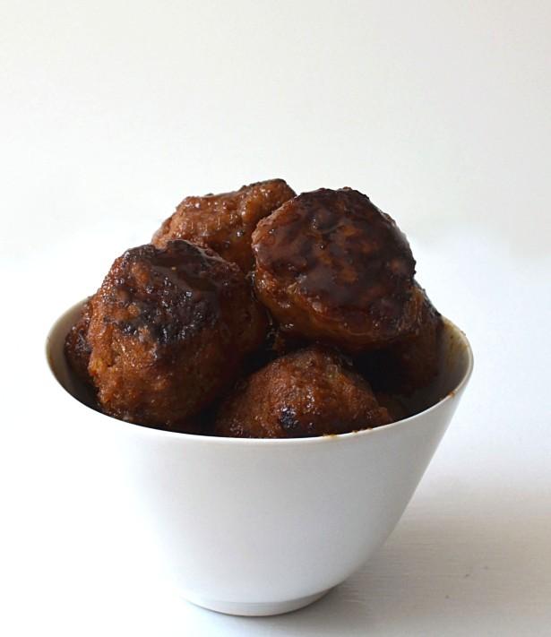 honey meatballs